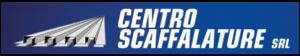 centro scaffalature logo blu
