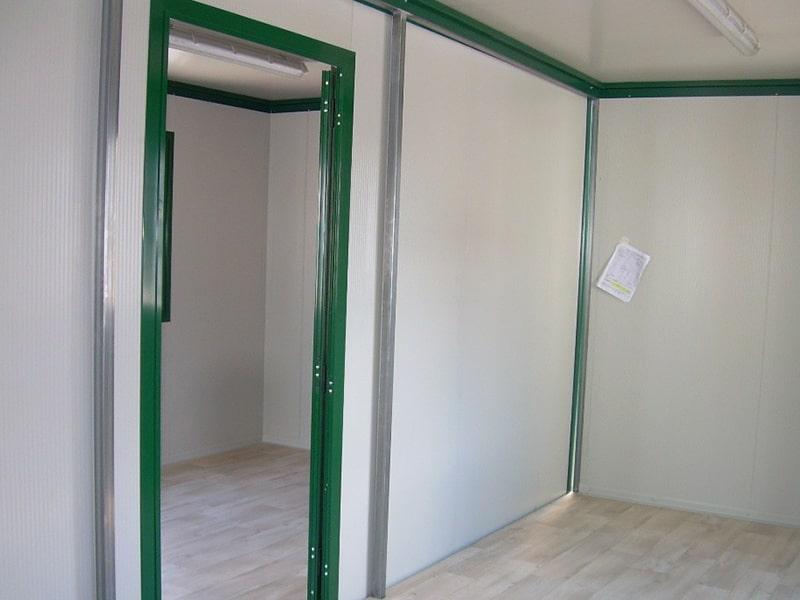 interno monoblocco accoppiato centro scaffalature